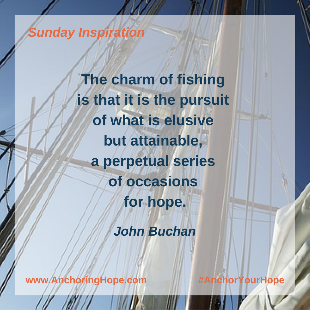 John Buchan quote