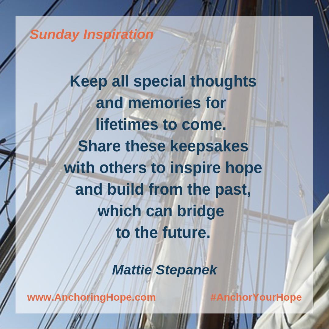 Mattie Stepanek Quote