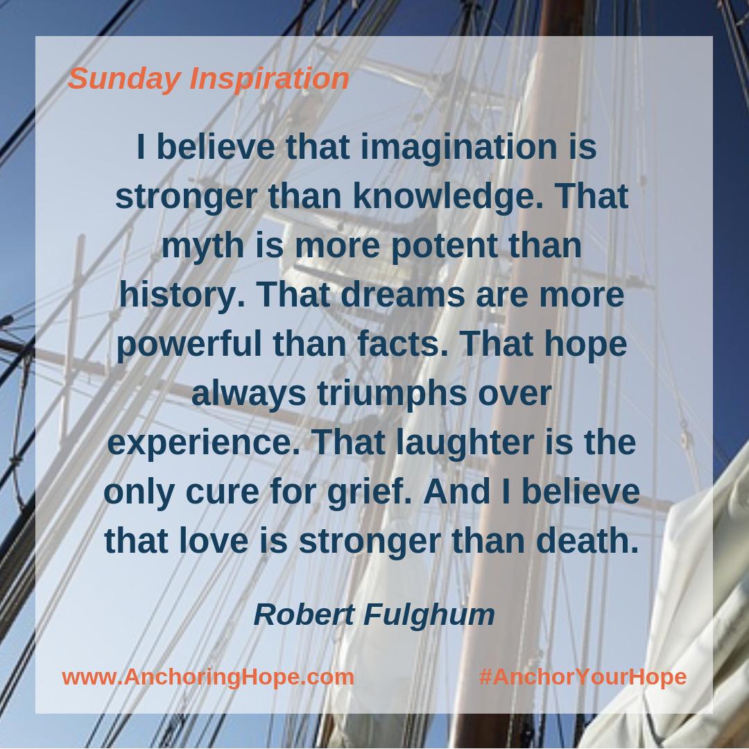 Robert Fulghum Quote