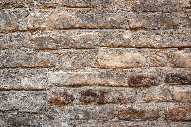 Jericho City Wall