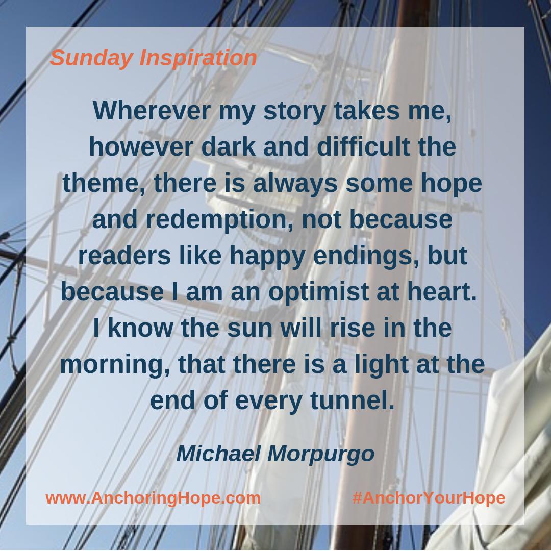 Michael Morpurgo Quote