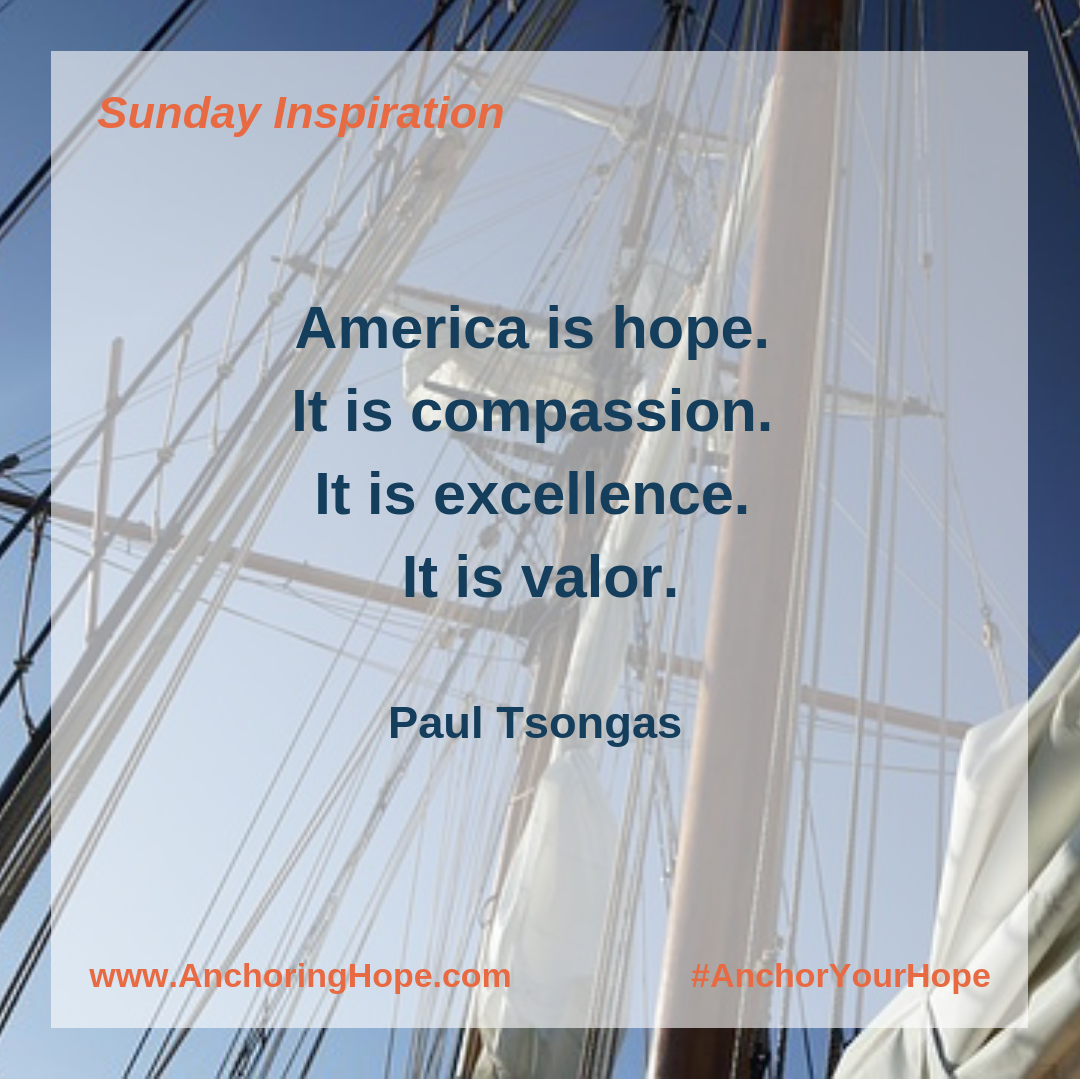 Paul Tsongas Quote