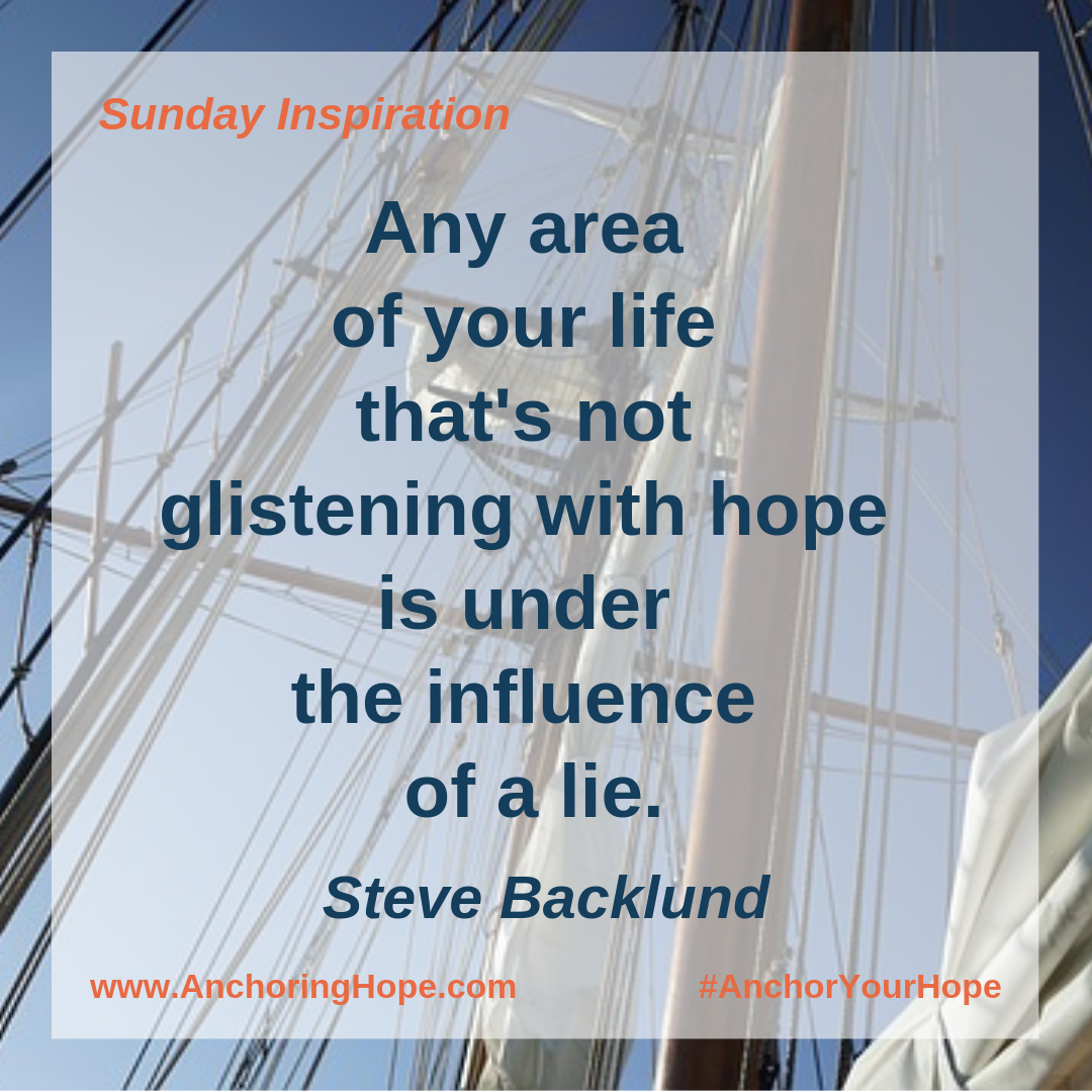 Steve Backlund Quote