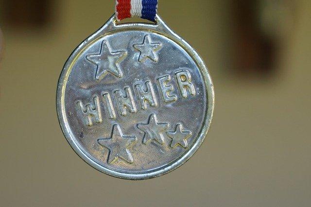Winner Medallion