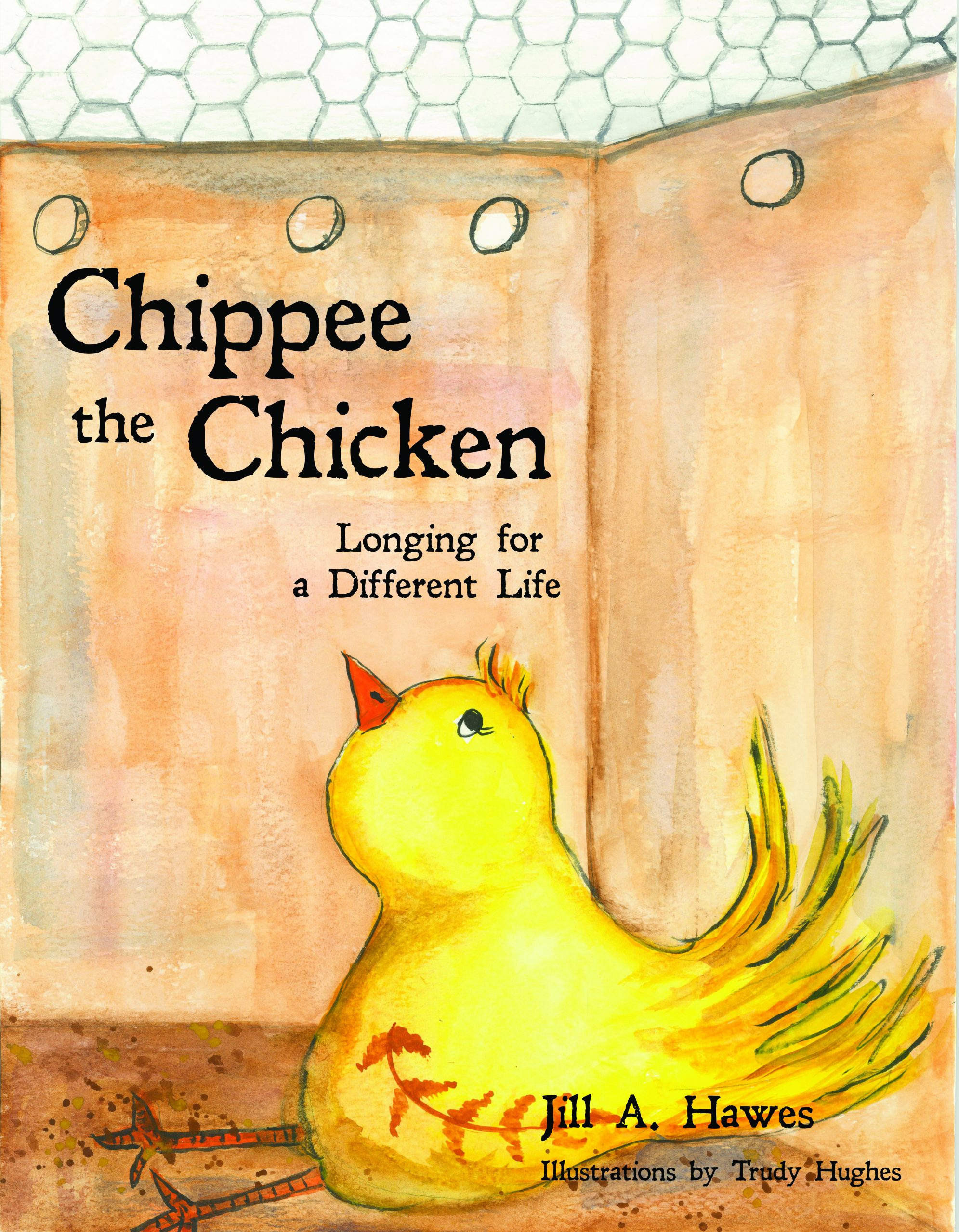 Chippee the Chicken Cover